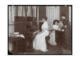 Player Piano Recital  New York  1907