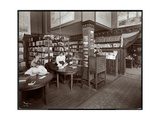 People in the Library (Possibly Miss Noble's Office) at the American Institute of Social Service …