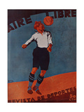 Front Cover of 'Aire Libre'  c1920-30