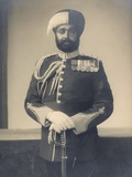 Subadar Major Ishar Singh  Bahadur VC OBI  4th Battalion  15th Punjab Regiment  1936-37