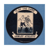 Play the Game Armley Athletic