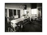 A Hospital Operating or Delivery Room  New York  1941 or 1942