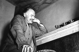 Ernest Hemingway in Stresa  1948