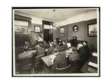 Americanization Class at the Rodeph Sholom Sisterhood  157 East 94th Street  New York  1920