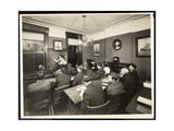 Americanization Class at the Rodeph Sholom Sisterhood  157 East 94th Street  New York  1920
