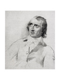 William Godwin (1756-1836) Aged 48  from 'The Life of Charles Lamb  Volume I' by EV Lucas …