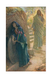 Mary Magdalene  Illustration from 'Women of the Bible'  Published by the Religious Tract Society …