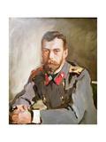 Portrait of Emperor Nicholas II  1900