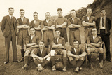 Royal Artillery (Stonecutters) Football Eleven  Hong Kong  1936-1937