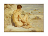 Boy on a Beach  1912