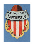 Now's Your Chance Manchester