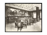 The Old King Cole Bar at the Hotel Knickerbocker  1906