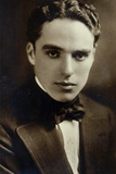 Portrait of Charlie Chaplin  c 1918