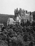 Schloss Eltz  Rhine Valley  1922