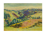 On the Hills of Sedelle  1921