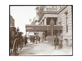 View of the Hotel Manhattan at 42nd Street and Madison Avenue  New York  1900 or 1901