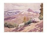 High Sierra  1921