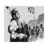Pontiac Signed a Peace Treaty with the British