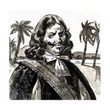 Captain Henry Morgan in Jamaica