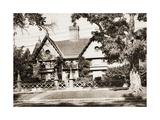 Pickering House  Salem  Massachusetts  1915