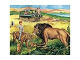 Paul's Lioness