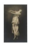Irma Duncan  Isadora Duncan Dancer  c1916