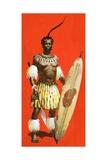 Shaka  the Zulu Warrior