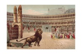 Persecution of the Christians at Rome by Nero