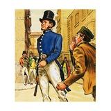 A 'Peeler' or Policeman