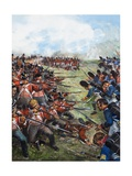 The Battle of Waterloo  1815