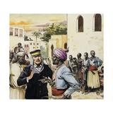 Dr Livingstone in Africa