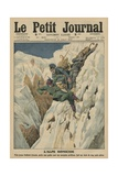 Homicidal Alp  Front Cover Illustration from 'Le Petit Journal'  Supplement Illustre  10th August…
