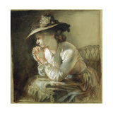 Wife of the Artist  1903