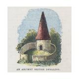 An Ancient British Dwelling