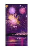 Fireworks in Malta