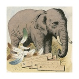 Elephants Were Once the Currency of Ceylon