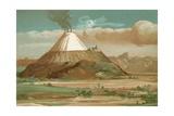 Alexander Von Humboldt in Cotopaxi