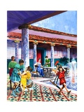 A Roman House