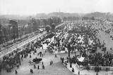 Spoils Exhibited Place de La Concorde  Paris  20th October 1918