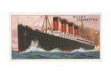 RMS 'Mauretania'