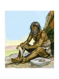 Stone Age Man