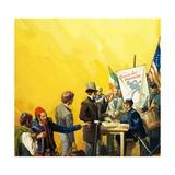 Irish Recruitment for the American Civil War