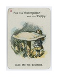 Alice and the Mushroom