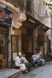 Street Scene in Cairo  2007