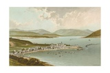 The Clyde from Above Gourock