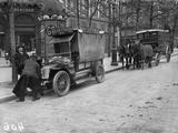 New Omnibus Madeleine-Republique  Paris  1915