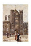 Gate of St James's Palace