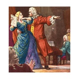 Handel Is Shown Seeking to Control a Temperamental Opera Singer
