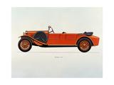 Tatra Motor Car  1925