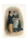 Mistress Page and Mistress Ford from the Merry Wives of Windsor